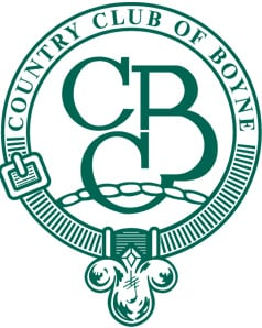 Country Club of Boyne Logo
